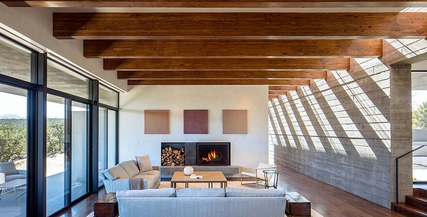 Sundial House in Santa Fe by Specht Architects Sundial House in Santa Fe by Specht Architects 8