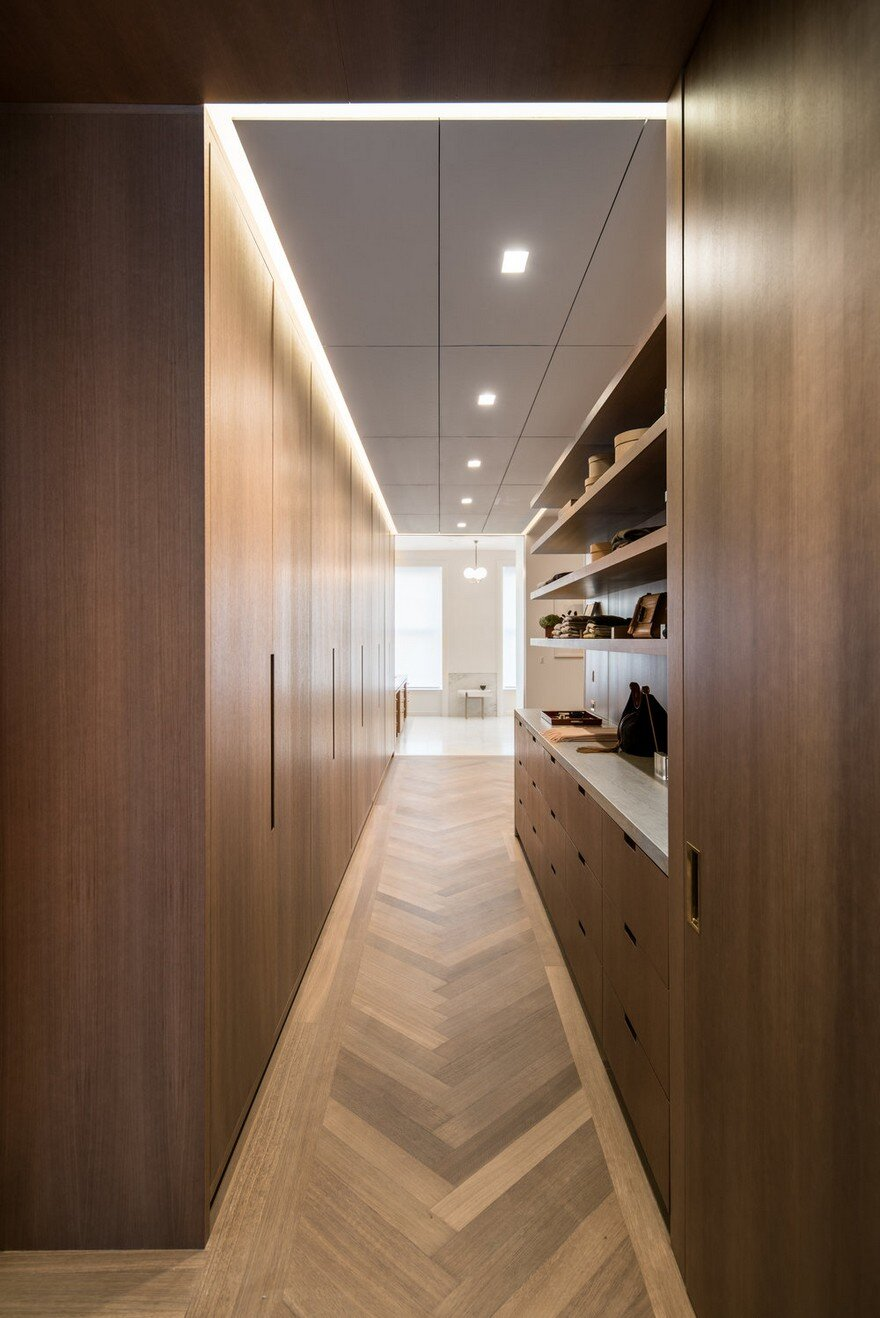 Upper East Side Townhouse Renovated By Michael K Chen