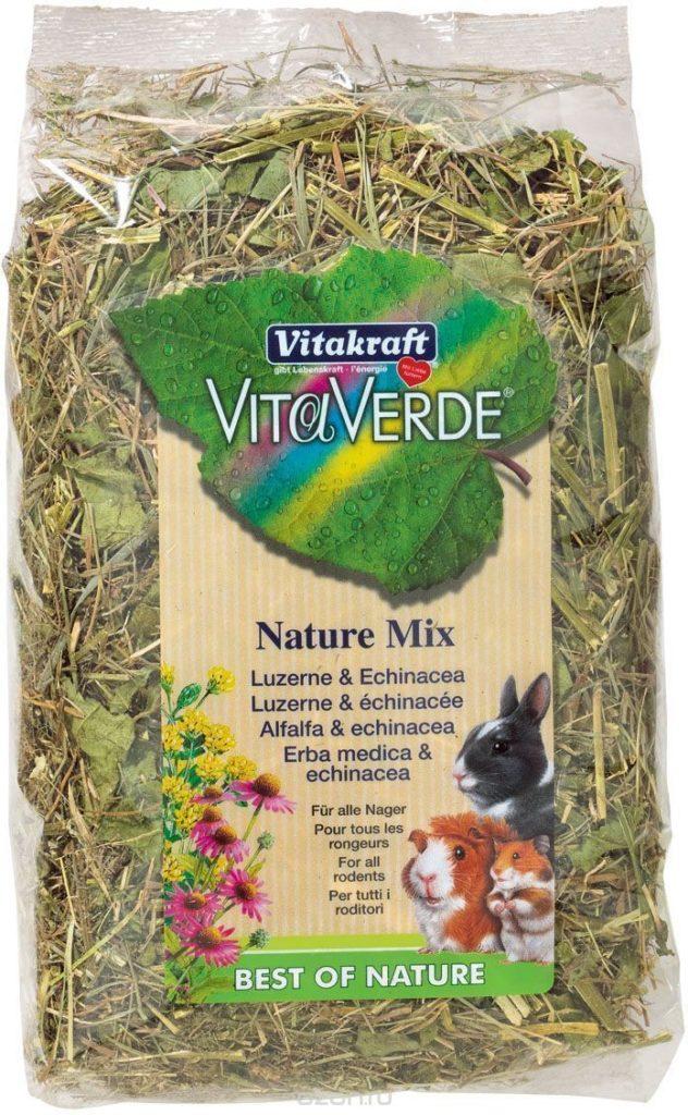 """Hay """"Vitaverde"""" för marsvin"""