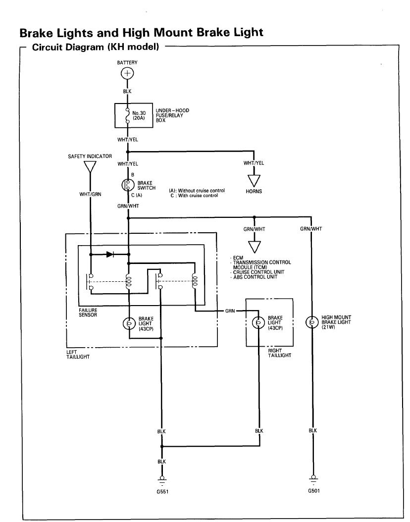 2005 Honda Odyssey Fuse Diagram 2011 Box