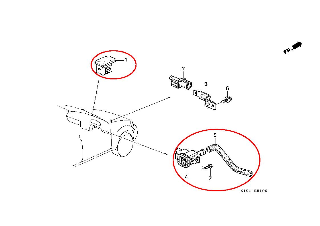 2003 Kia Rio Starter Location Forte Diagram