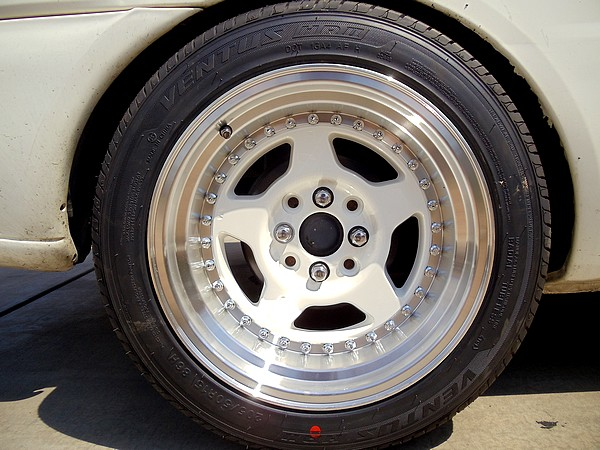 Ca 15 Quot Str Wheels 15x8 Deep Dish White Looking For A