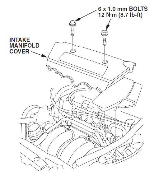 Acura Rsx Engine Harness Schematic