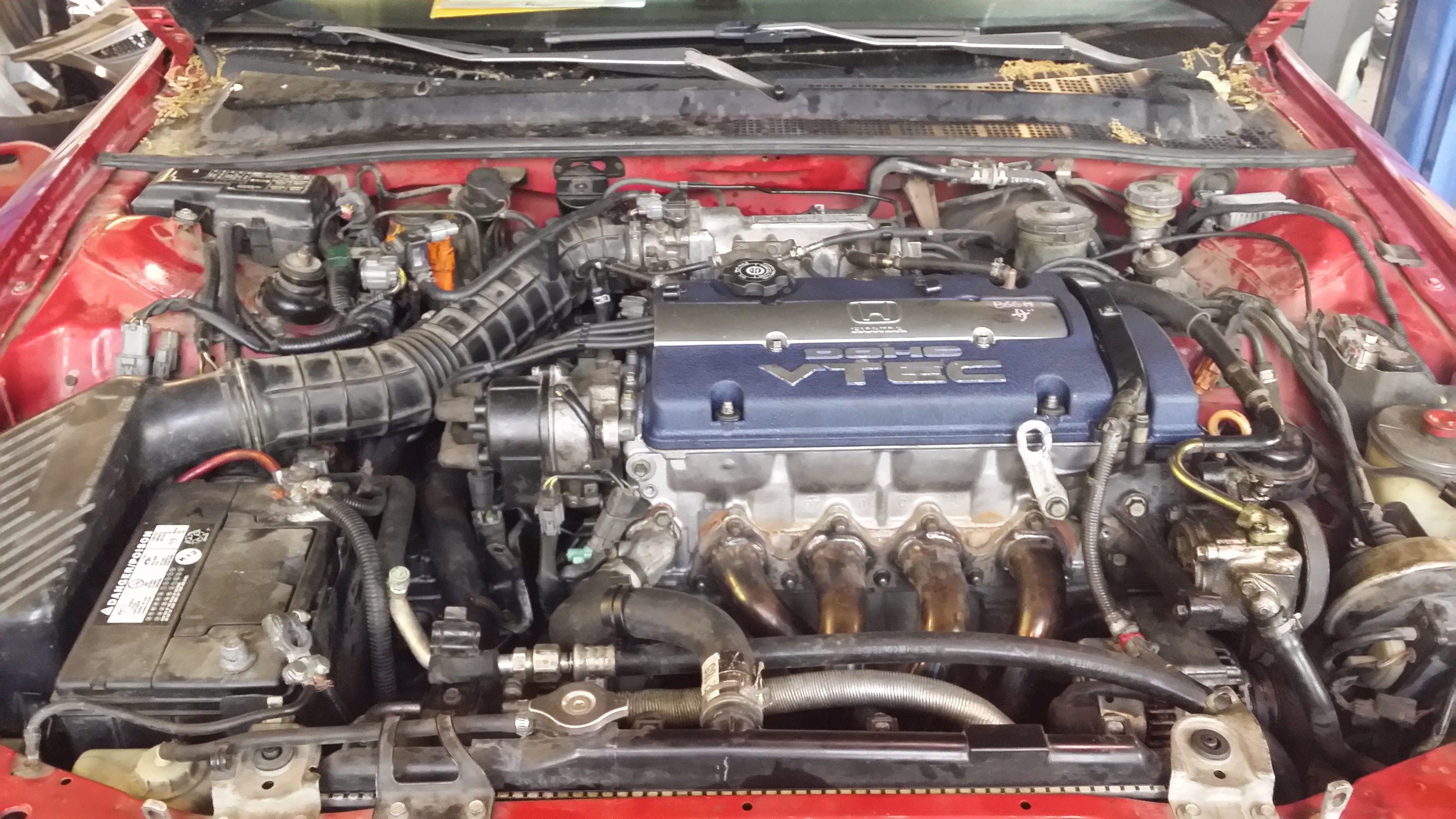 H23 Honda Prelude Ecu Wiring Harness Diagram