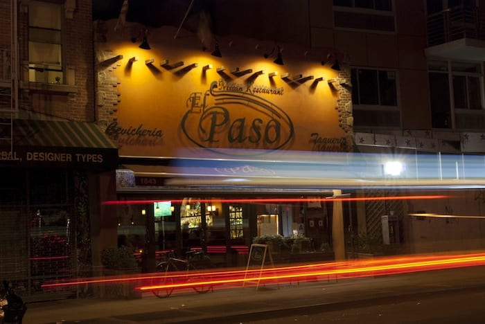 Downtown Restaurants El Paso