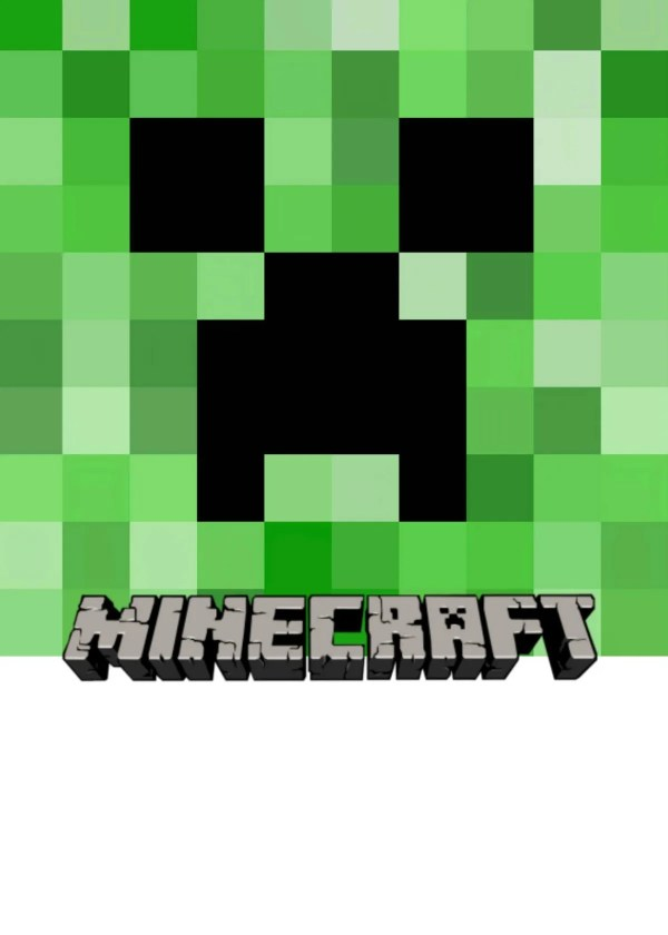 minecraft printable images # 23