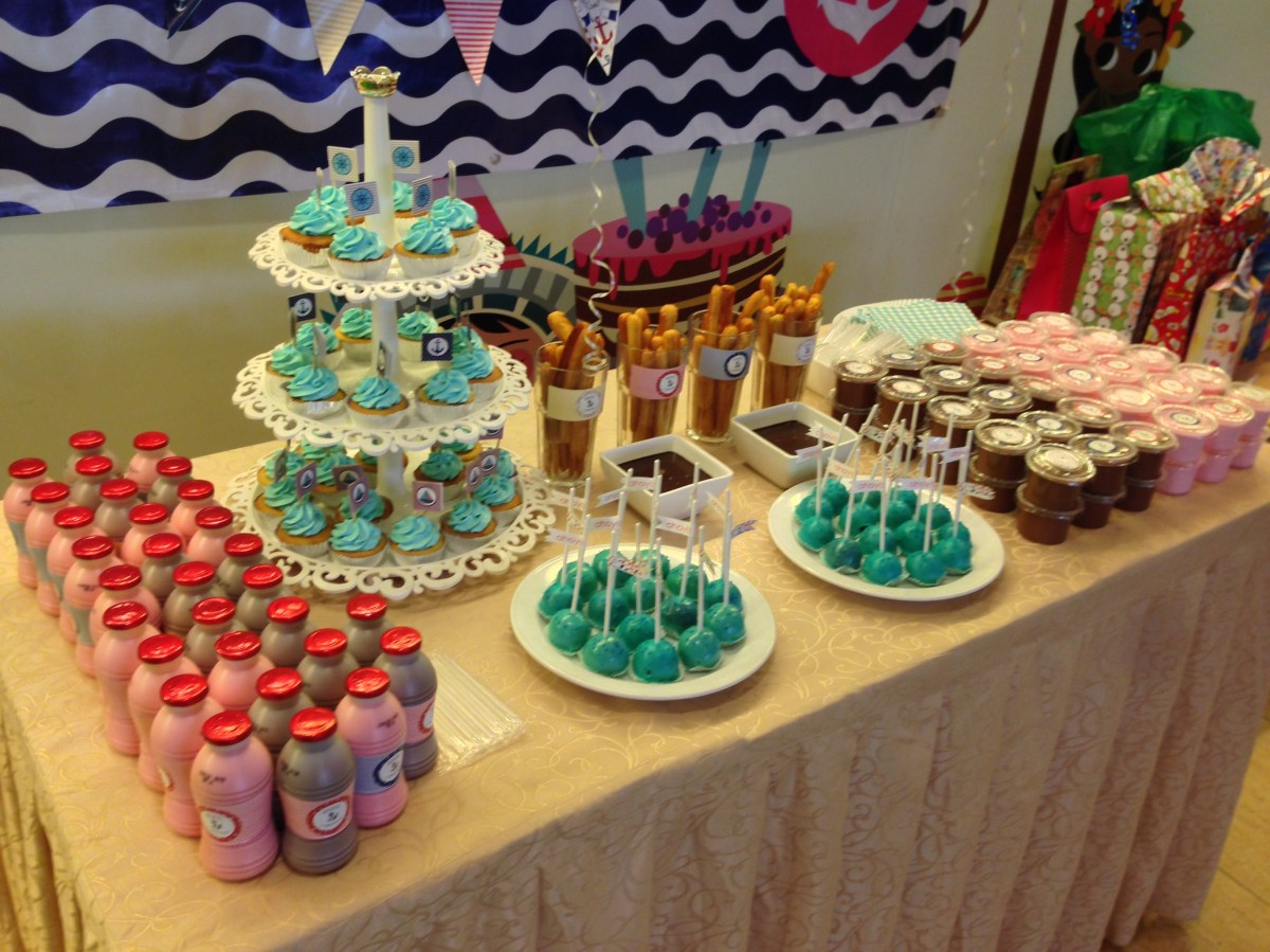 Paket Ulang Tahun Dessert Table Honey To The Bee