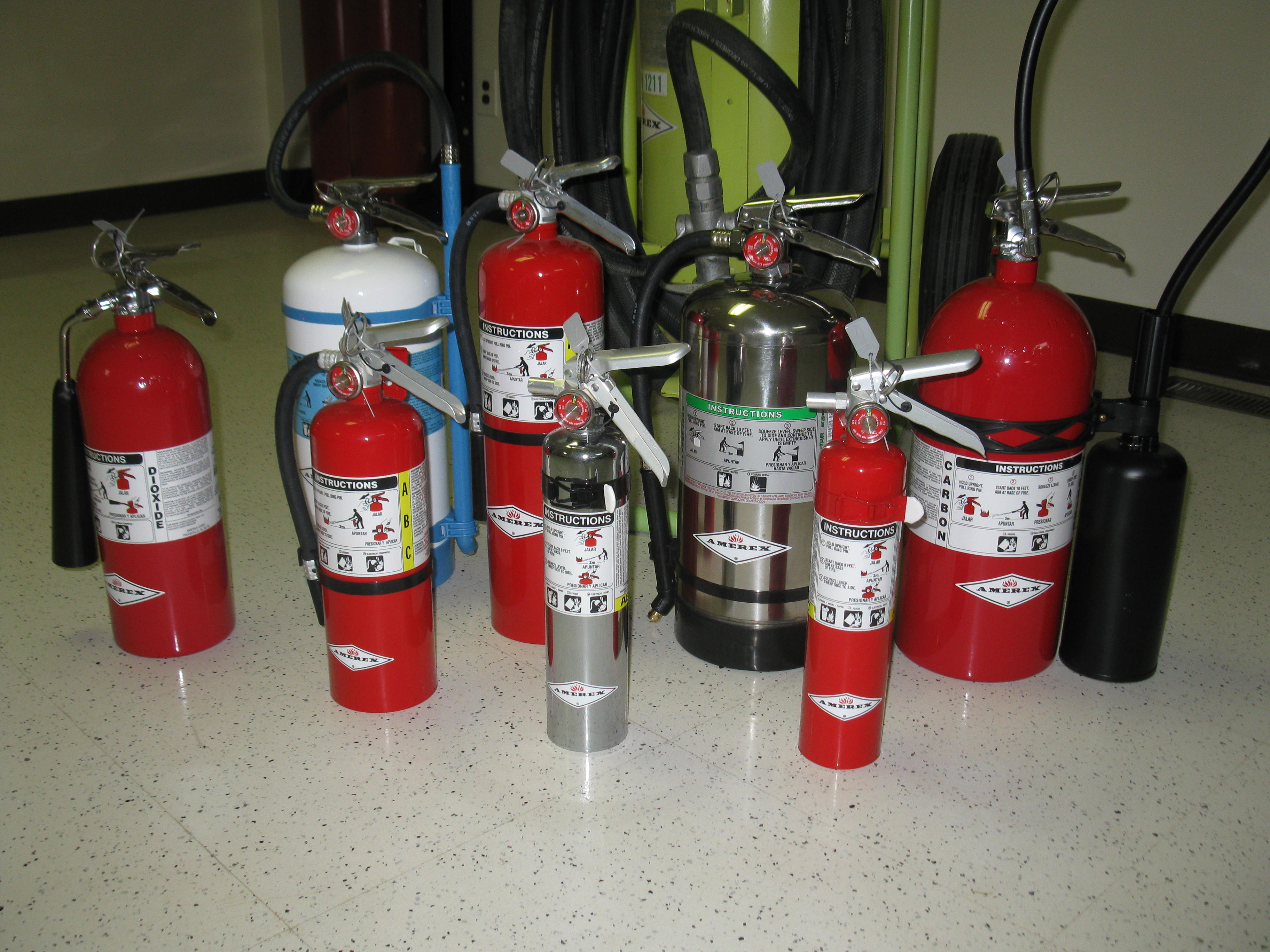 Fire Extinguisher Inspection - Ohio, Kentucky and Indiana ...