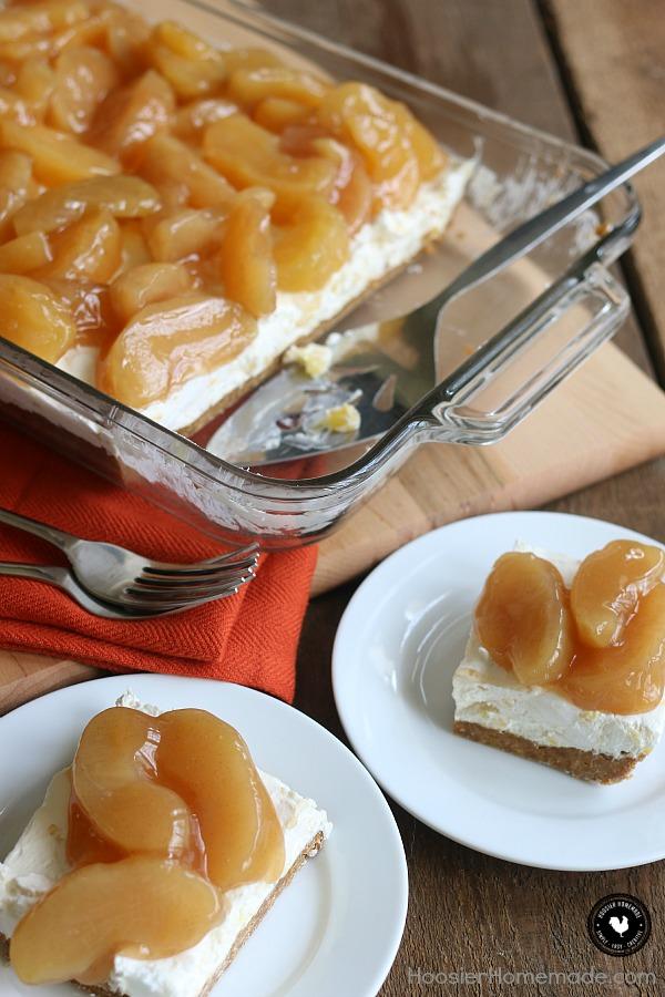 Easy Caramel Desserts
