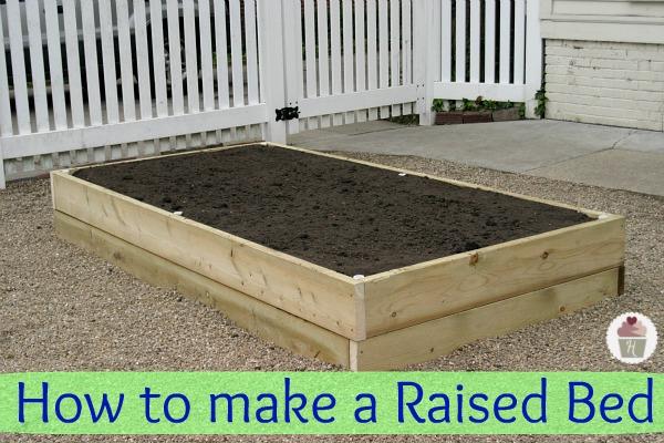 Making Above Ground Garden