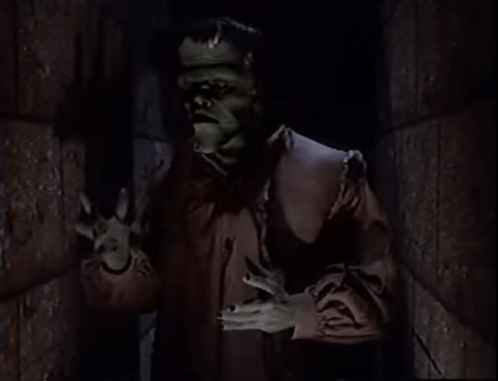 Why is Frankenstein's monster green? – Horror Cake