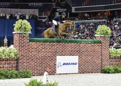 Jos Verlooy And Sunshine Victorious In $25,000 The Boeing Company Puissance  | Horses Daily