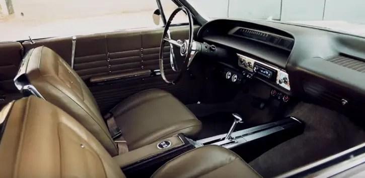 Brochure 2015 Impala Chevrolet