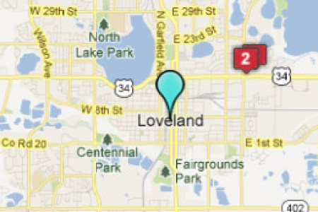 map hotels loveland colorado » Free Wallpaper for MAPS | Full Maps