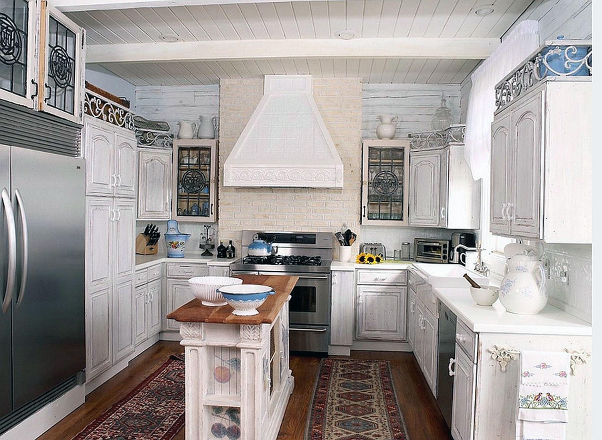 White Kitchen Colour Schemes