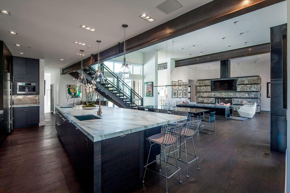 Fancy Elegant Interior From Impressive Home Building