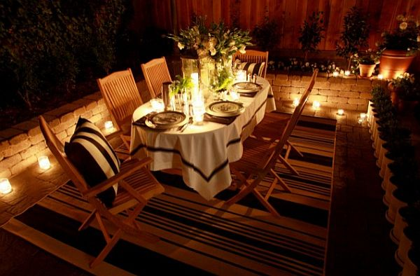 Outside Garden Table And Chairs