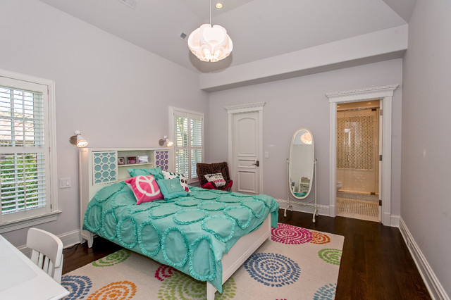 Creative Cool Rooms For Girls With Colorful Decorating