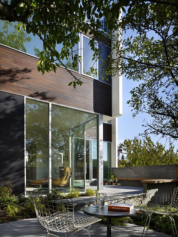 Stylish Contemporary Cube House Making It Simple And