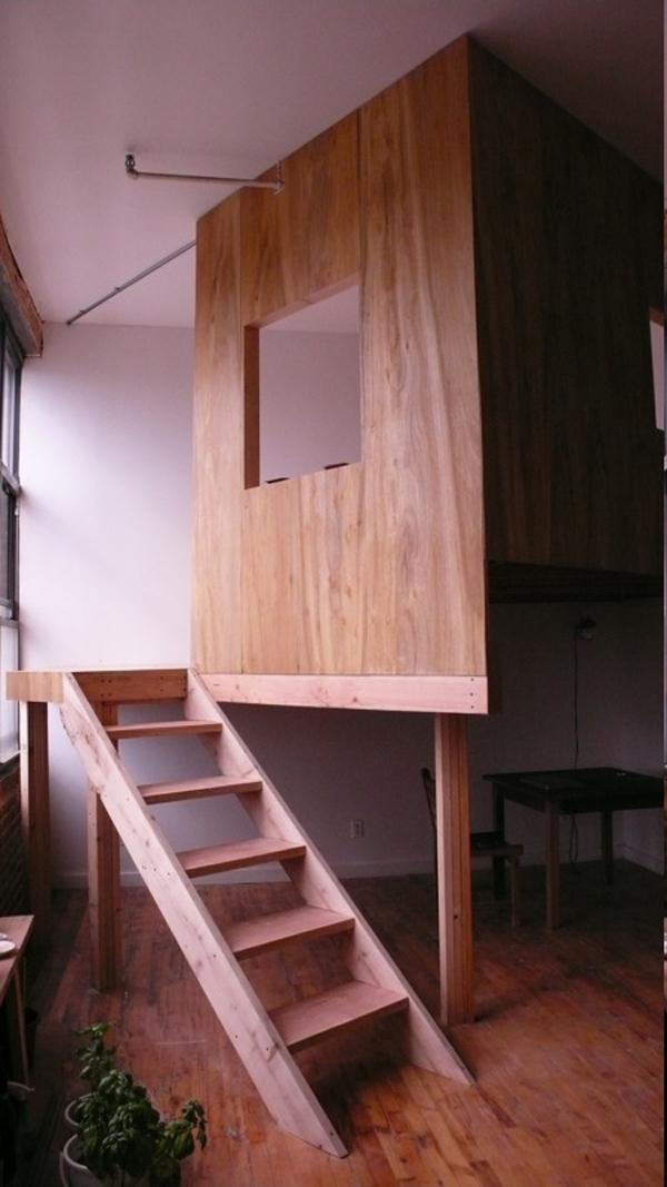 Unique Contemporary Interior Design In A Charming Cabin