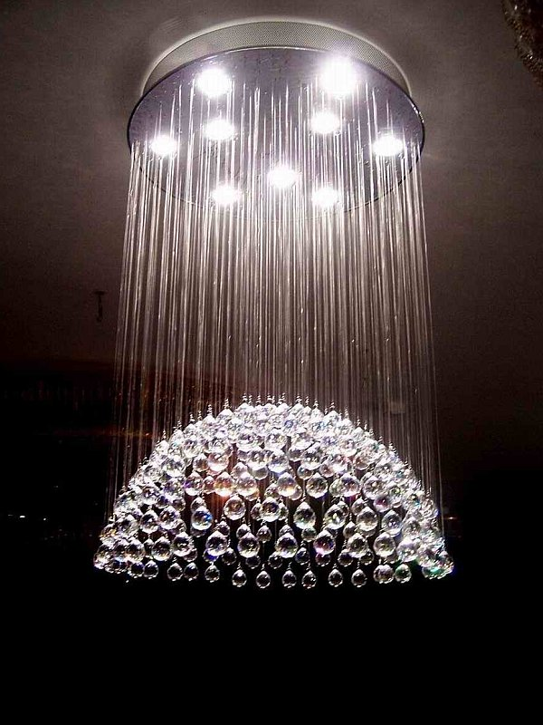 Extraordinary Contemporary Chandelier Designs Illuminating