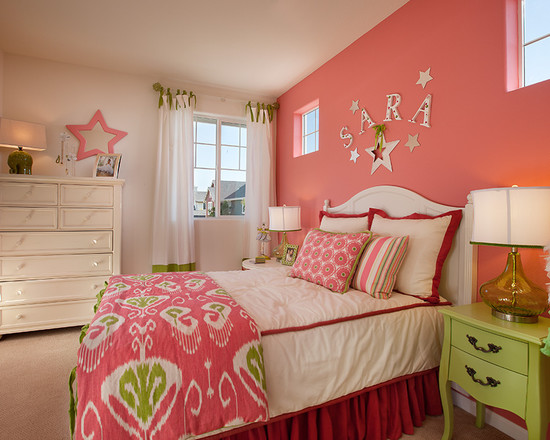 Fancy Girl S Room Decor Establishing Young Princess Small