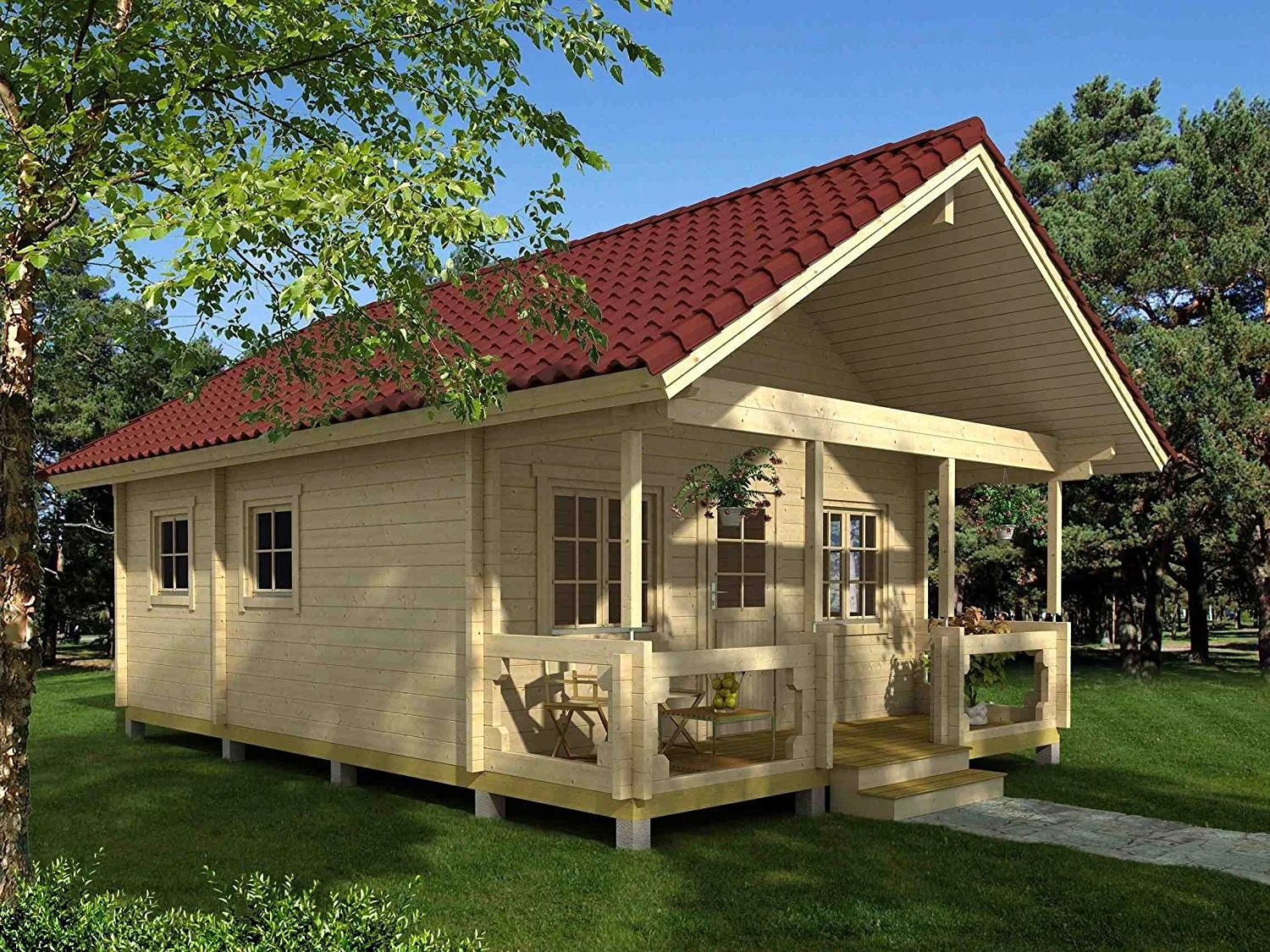 Shipping Container Barn Kit