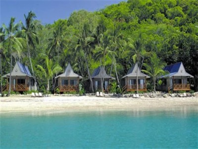 Beachfront Bungalow is Australian Island Paradise