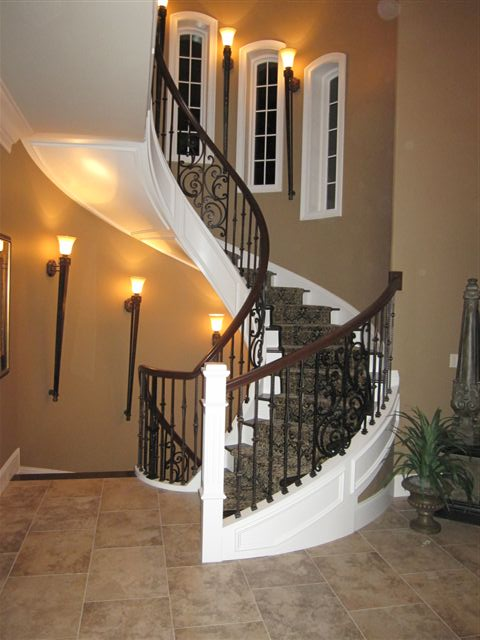 Spiral Panels Amp Gothic Series Balusters House Of