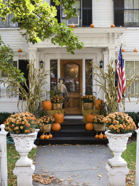 Better Homes Halloween Decorating Ideas