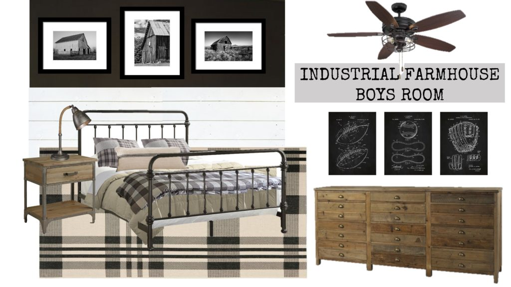 Vintage Industrial Beds House Of Hargrove