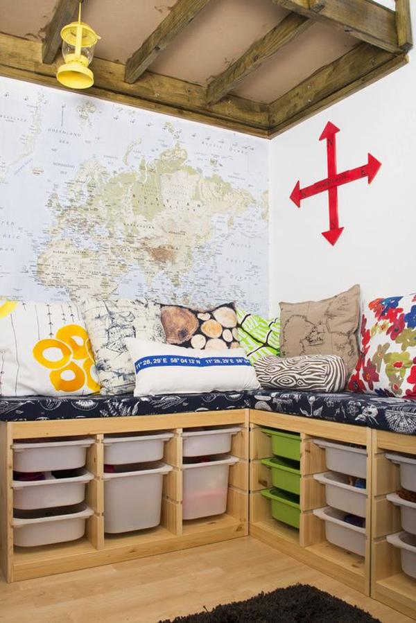 20 Smart Ikea Trofast Ideas For Kids Room Storage