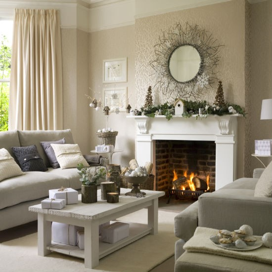 Front Room Decorating Designs