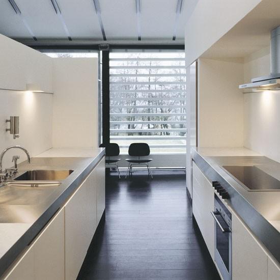 Minimal Galley Kitchen Galley Kitchen Design Ideas
