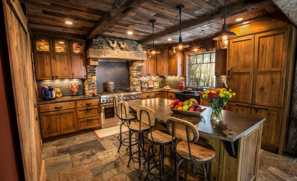 Rustic Elegance Home Decor