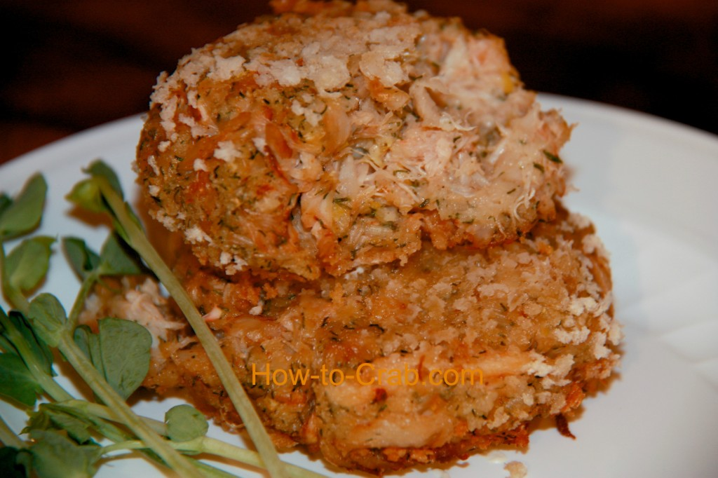 Dungeness Crab Cakes Recipe Panko