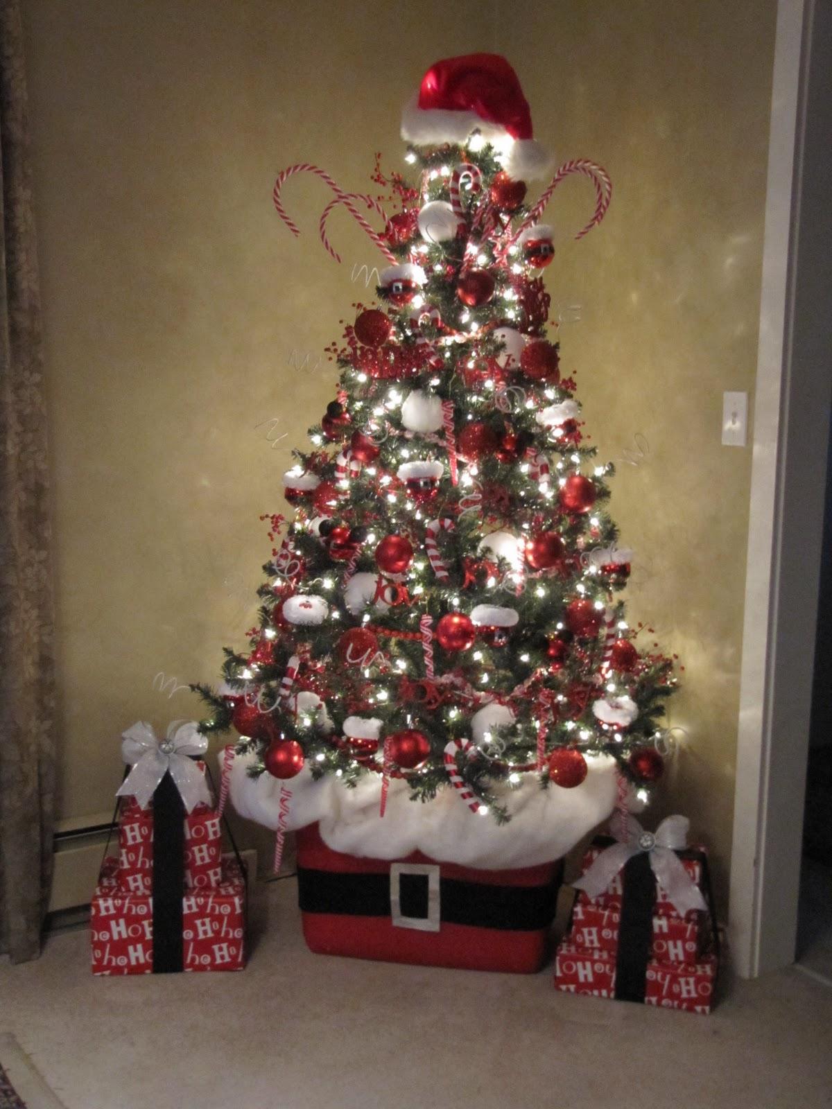 Non traditional christmas tree ideas - Non Traditional Christmas Tree Ideas