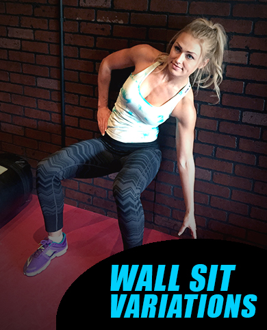 wall sit variations - 390×481