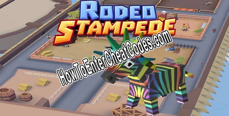 Rodeo Stampede Hacked Coins Cheats