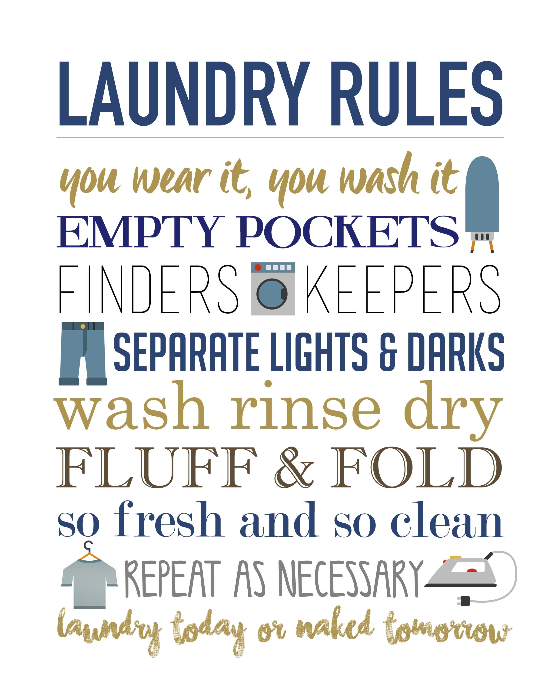 Kitchen Decor Rules