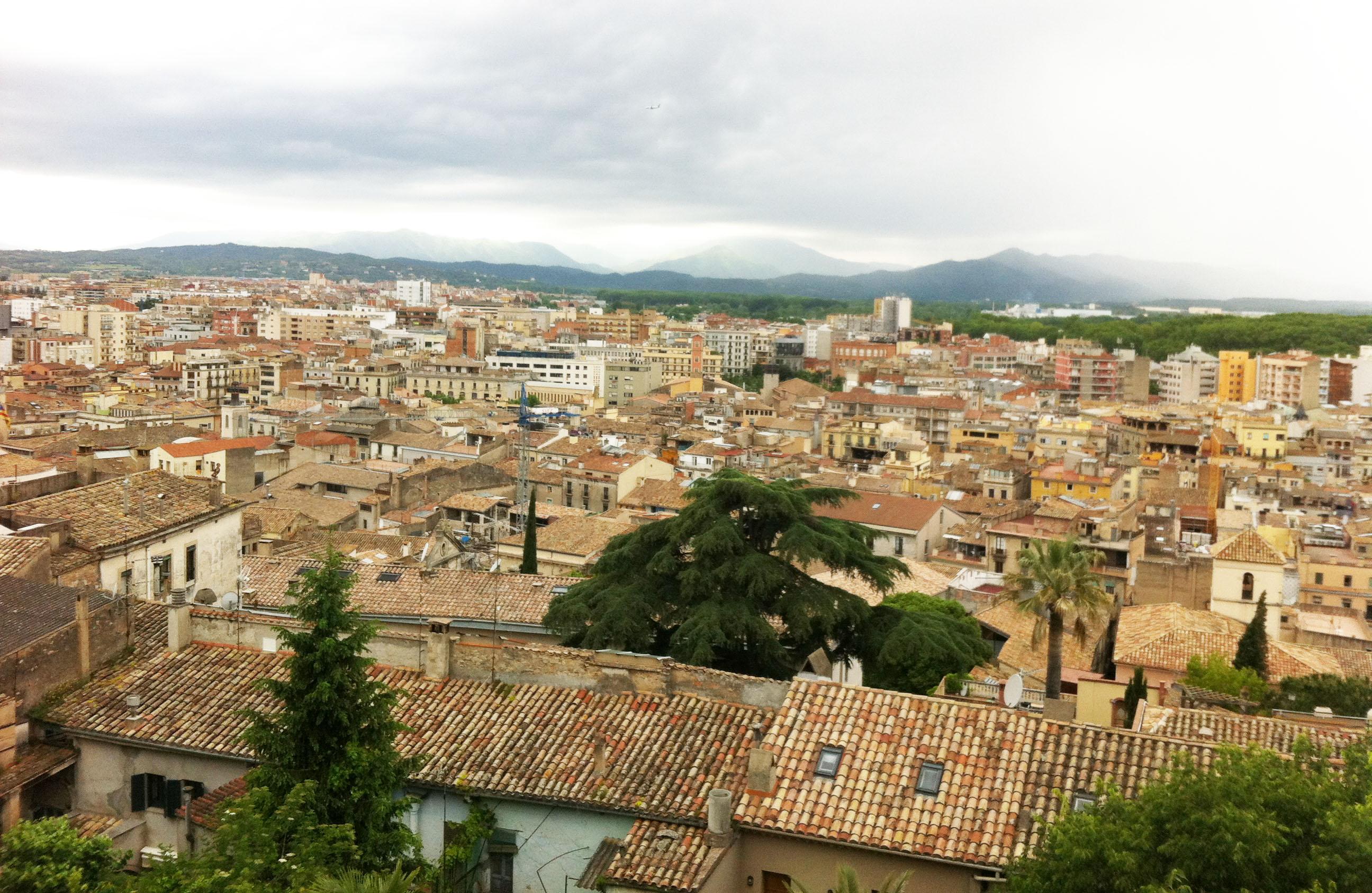 Girona - város Spanyolországban