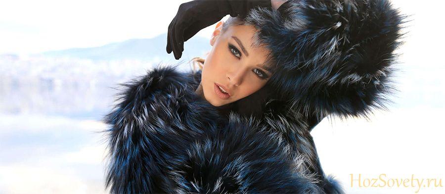 Sådan skelner du naturlig pels