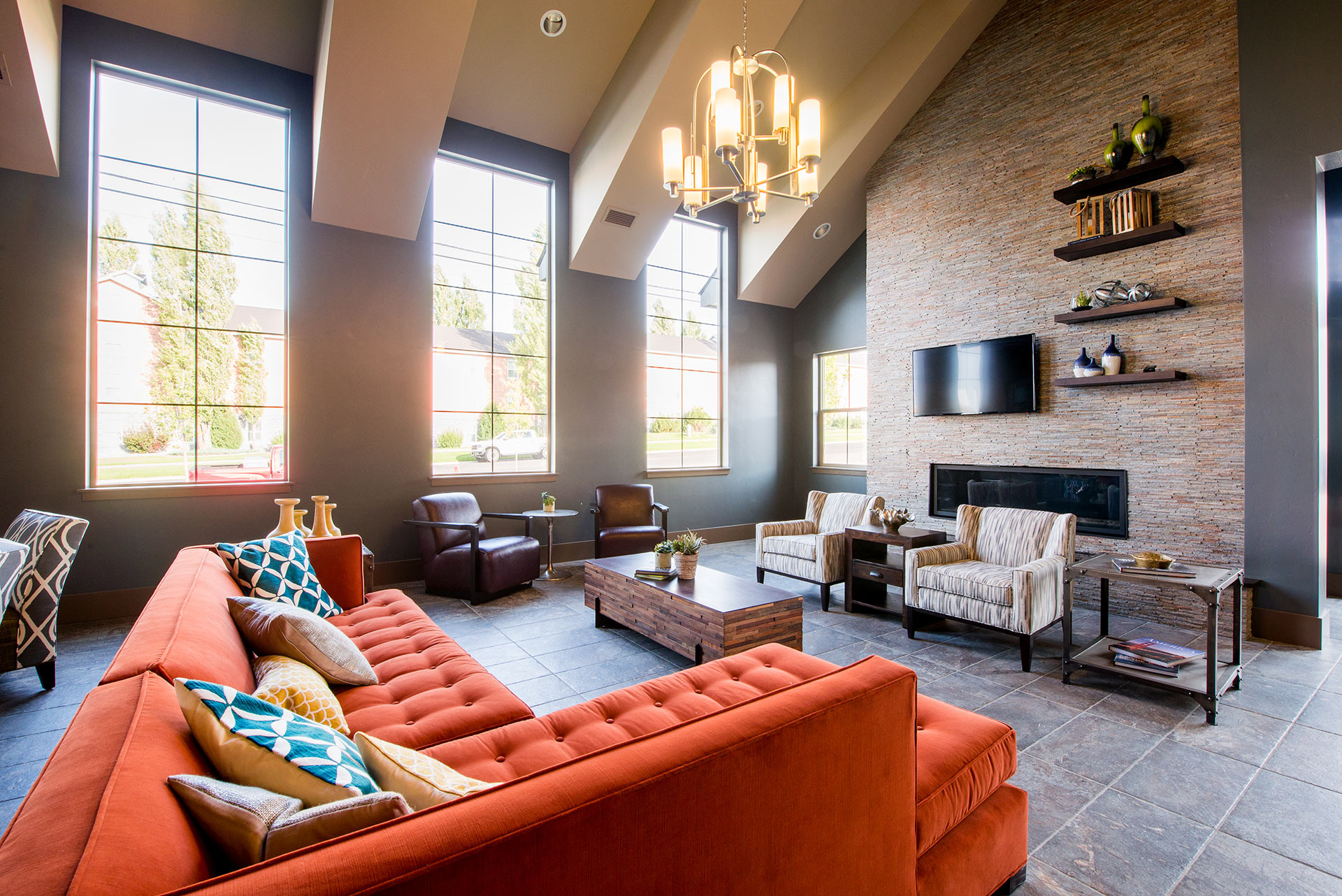 Student Housing Interior Design Trends   HPA Design Group HPA Design Group Mountain Lofts student housing interior