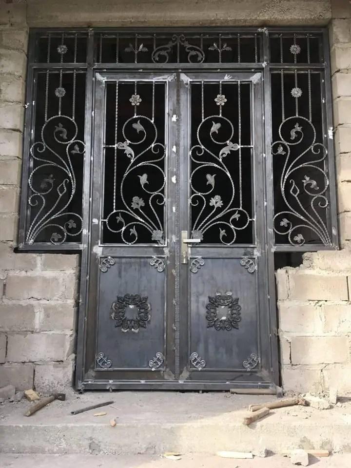 Steel Doors Kenya Steel Welders And Fabricators