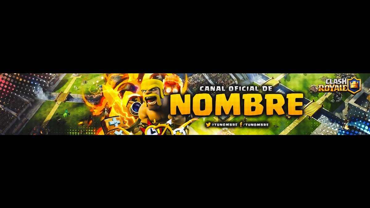 Youtube Minecraft Channel Art Template