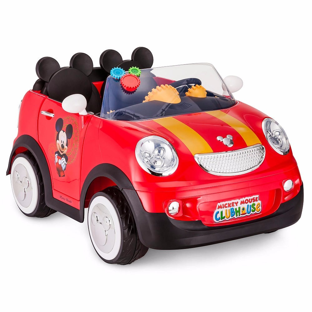 Minnie Mouse Power Wheels Car