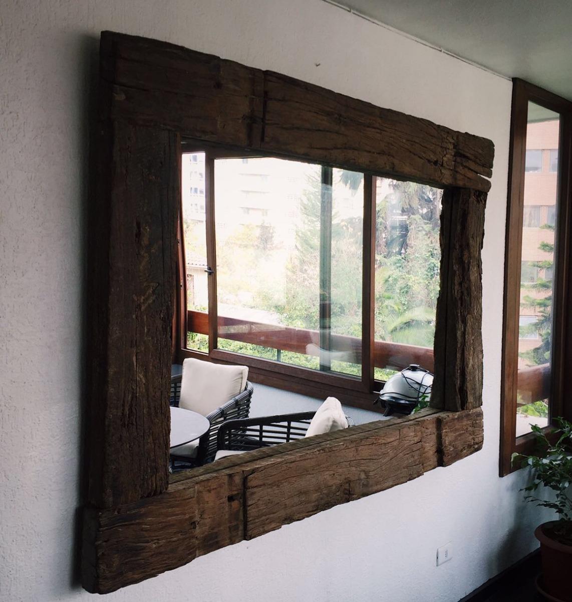 Espejos madera de rusticos - Espejos rusticos ...