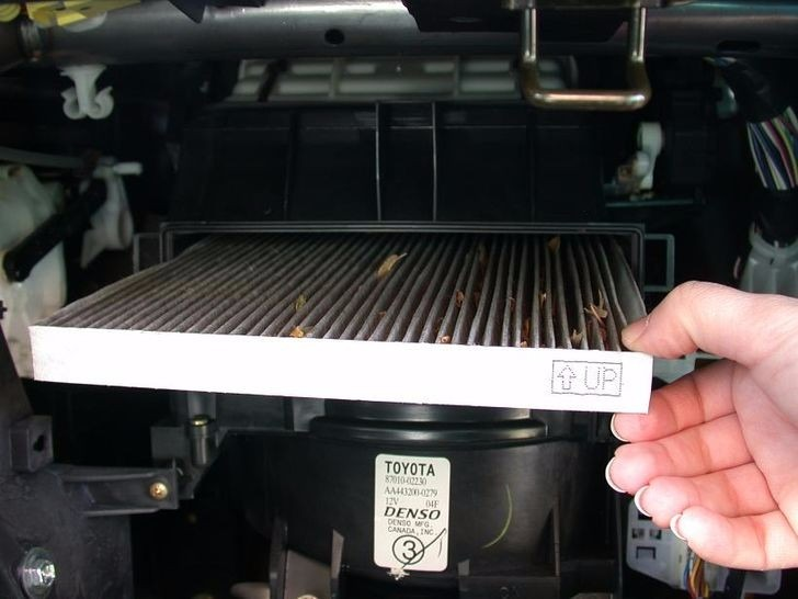 1998 4runner Cabin Air Filter Toyota
