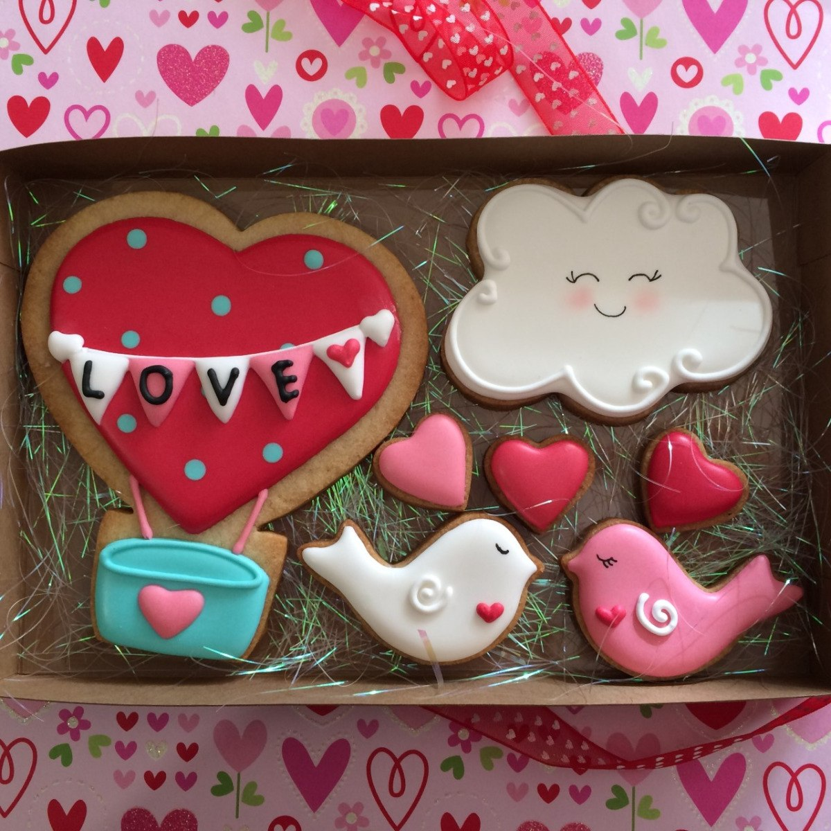Y En De 14 La De El Arreglos Amor Febrero Caja Madera Del Dia 14 Para Febrero Amistad De