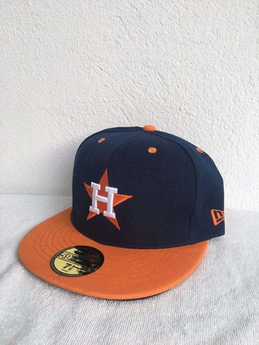 Gorra New Era Mlb Astros Houston Naranja 399 00 En